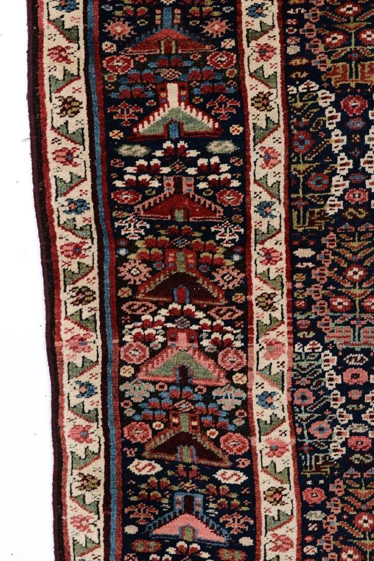 Tappeto ovest Persia ultimo quarto XIX secolo, - 2