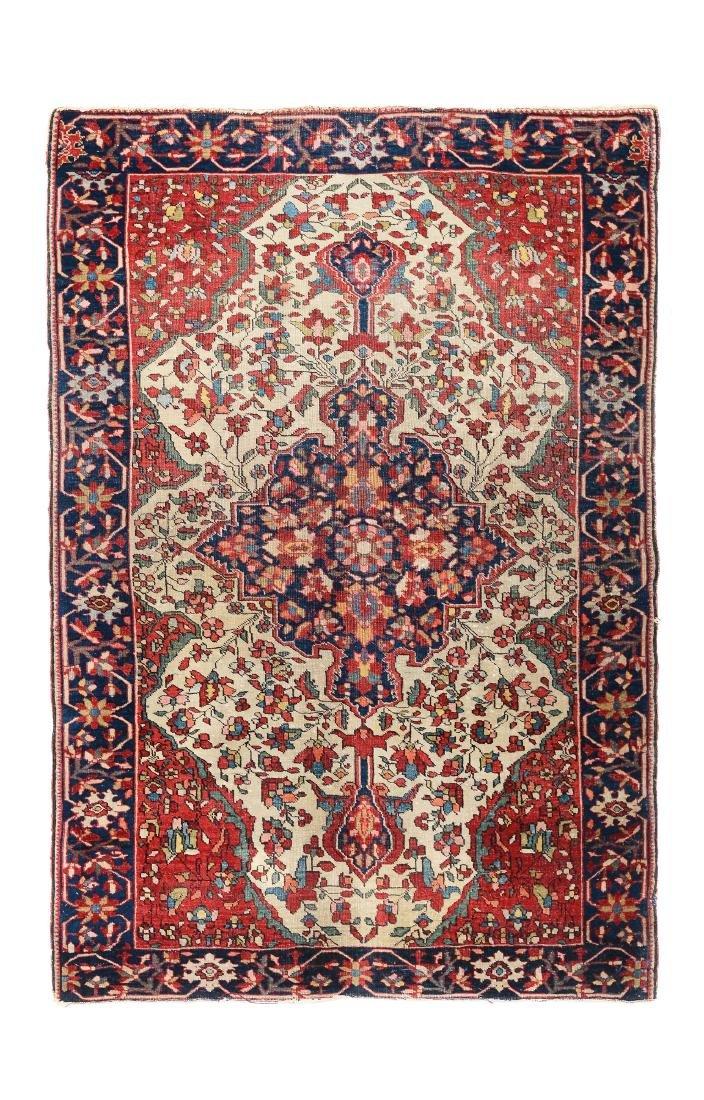 Tappeto Sarouk Persia inizio XX secolo,