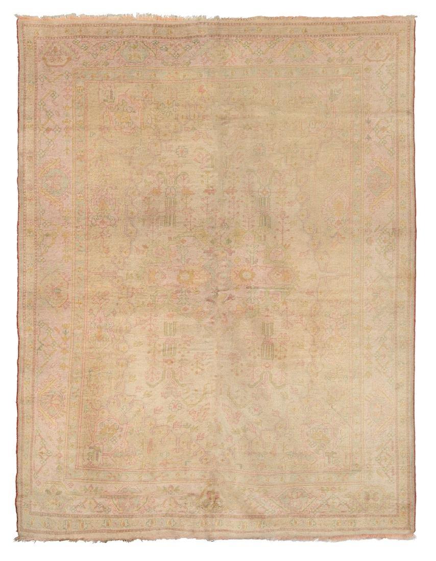 Tappeto Ushak Anatolia, inizio XX secolo,