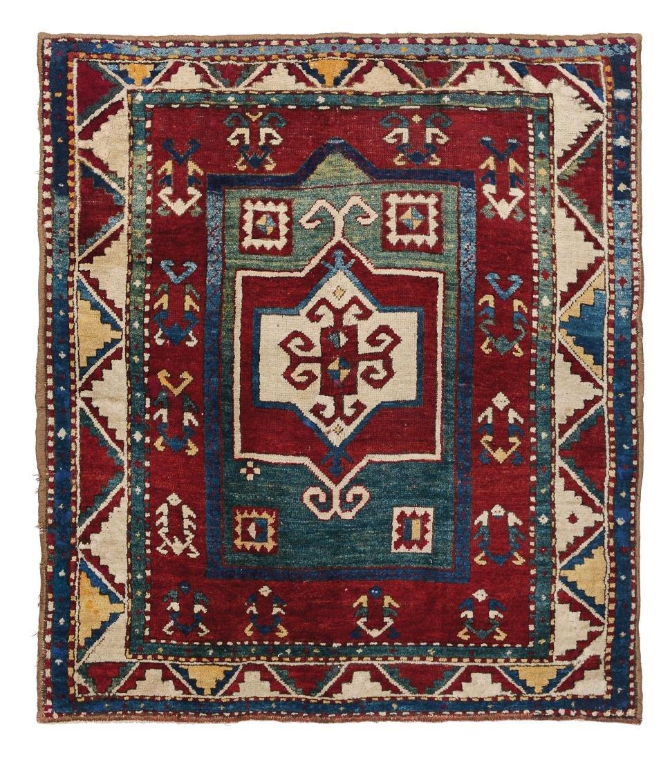 Tappeto Fachralo, Caucaso seconda metà XIX secolo,