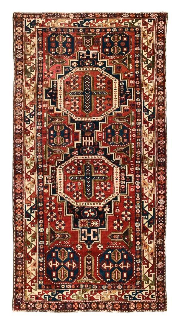 Tappeto Koneghand, Caucaso inizio XX secolo,