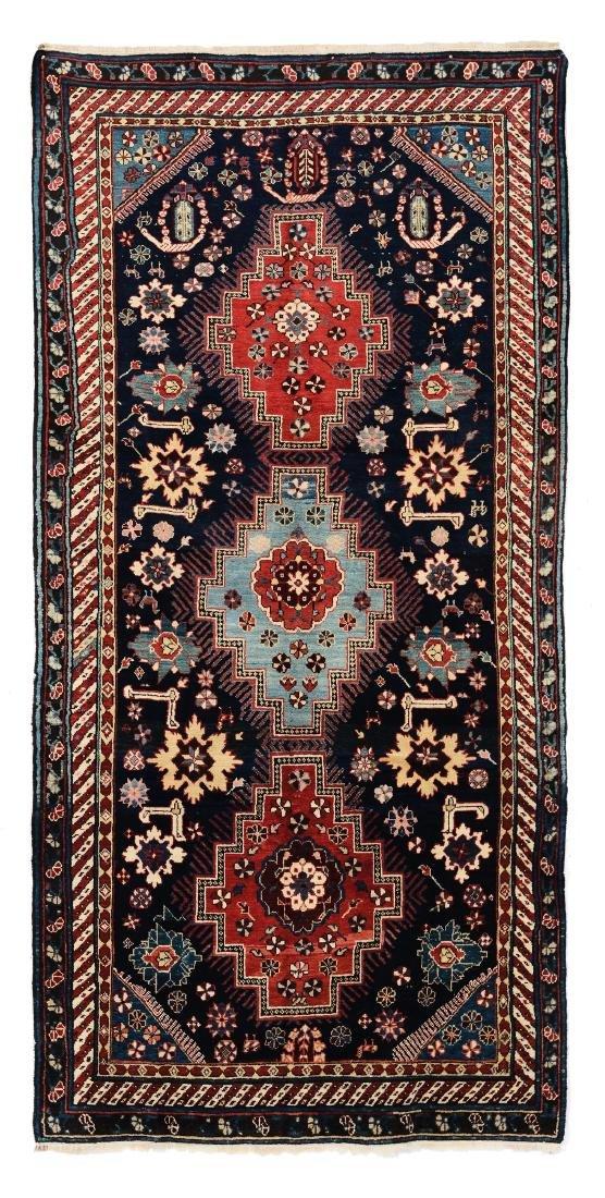 Tappeto Hila, Caucaso XIX secolo,