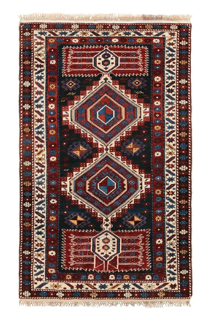 Tappeto Shirvan Caucaso fine XIX secolo,