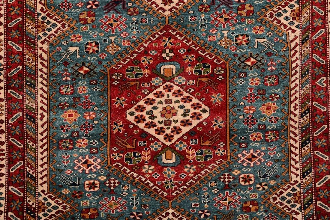 Inusuale tappeto forse armeno,inizio XX secolo, - 2