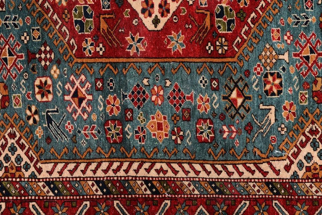 Inusuale tappeto forse armeno,inizio XX secolo, - 3