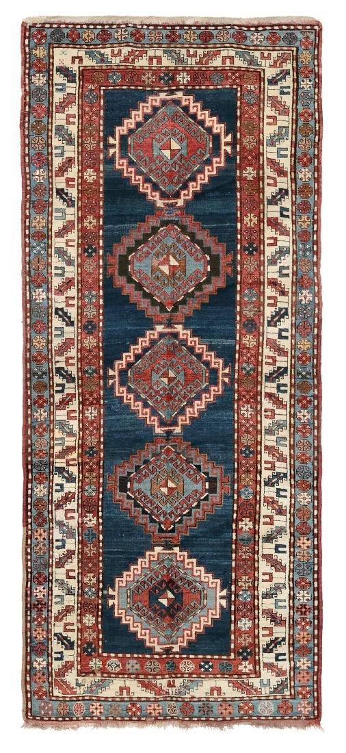 Passatoia Gandje, Caucaso fine XIX secolo,