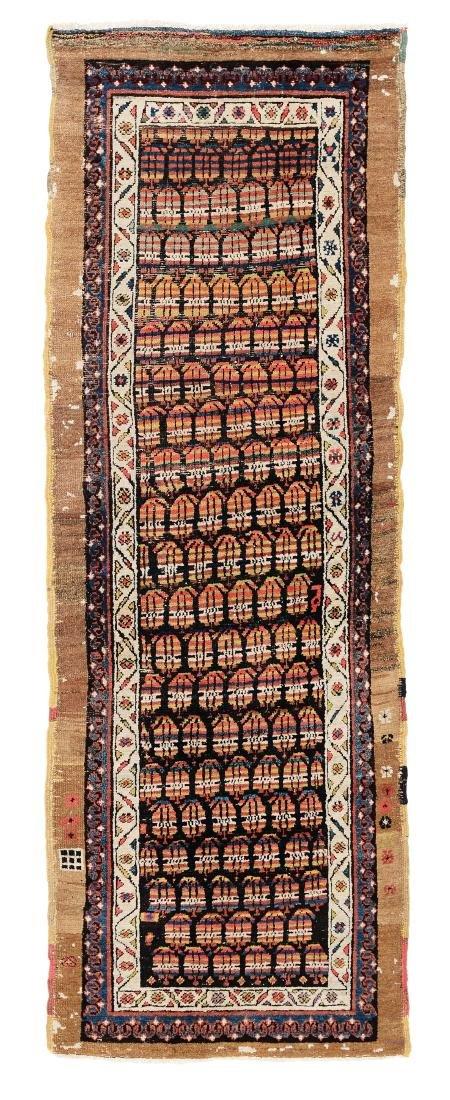 Passatoia Hamadan Caucaso fine XIX inizio XX secolo,