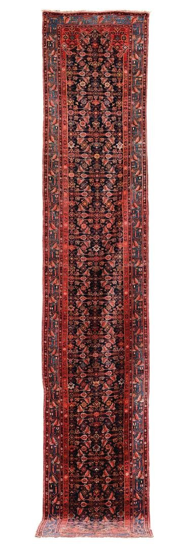 Passatoia Bidjar, Persia inizio XX secolo,