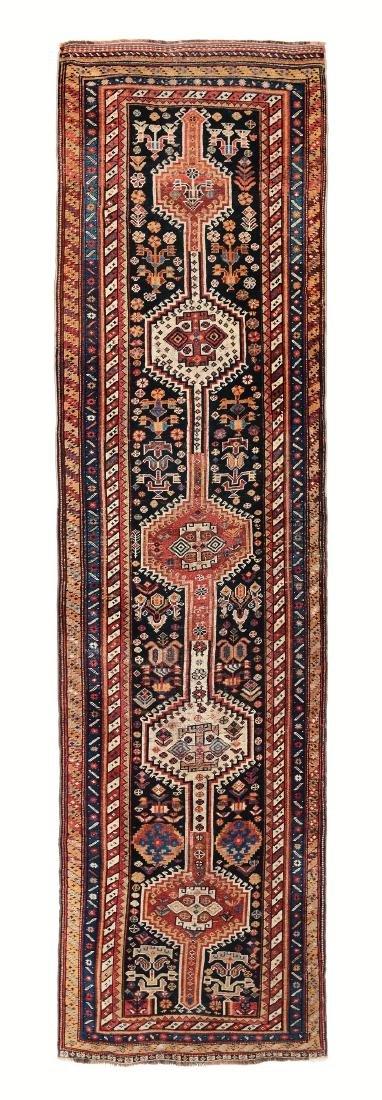 Tappeto Kamseh, sud Persia fine XIX secolo,