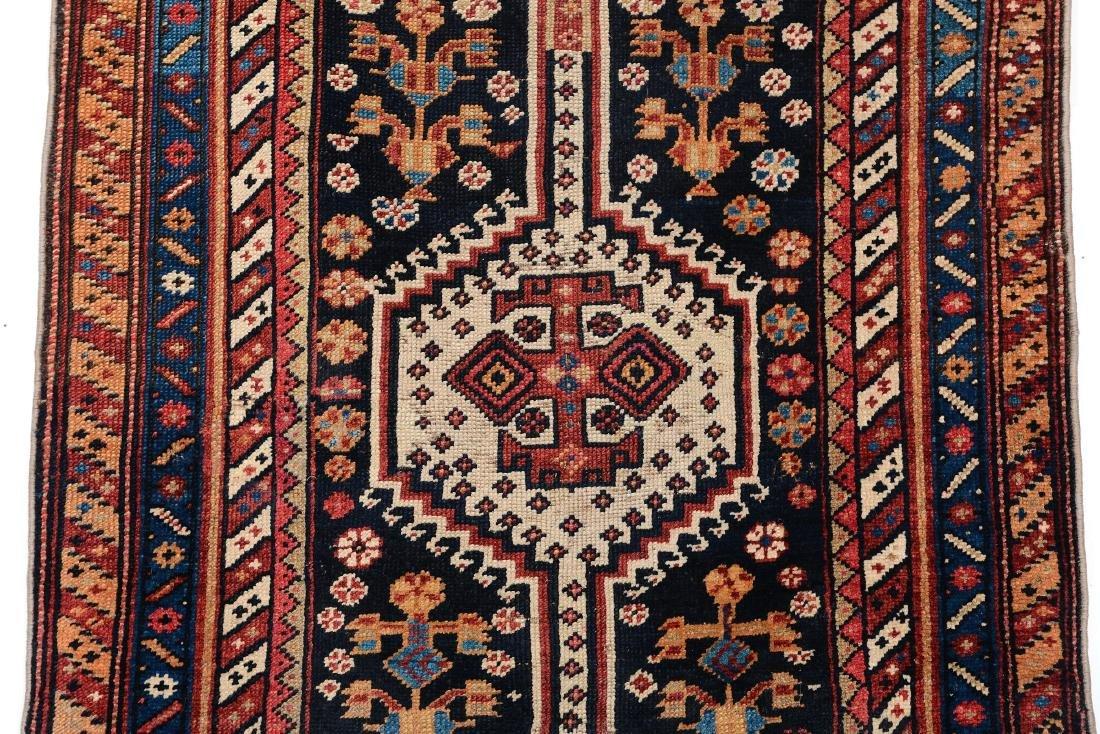 Tappeto Kamseh, sud Persia fine XIX secolo, - 2
