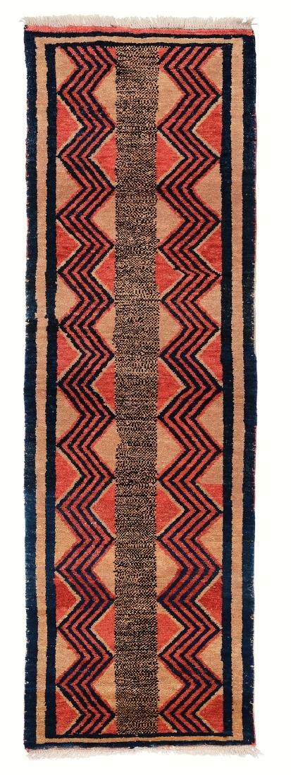 Passatoia Azeri XX secolo,
