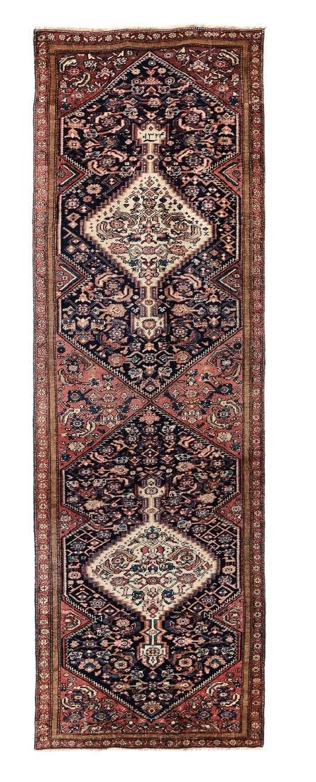 Passatoia Bidjar, Persia fine XIX inizio XX secolo,