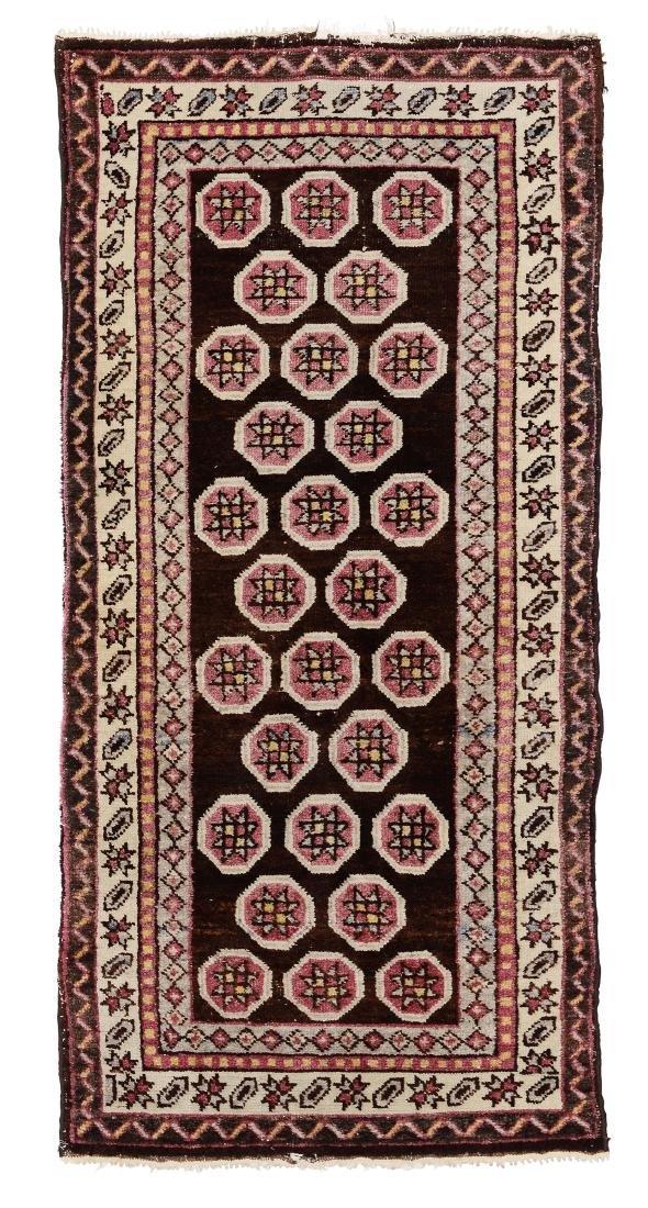 Particolare tappeto Persia inizio XX secolo,