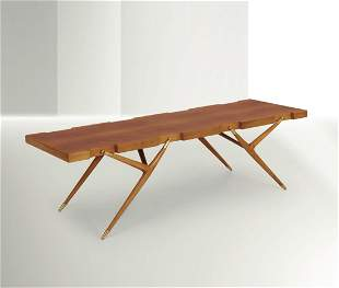 Ico Parisi, a 1112 table, Italy, 1950 ca.