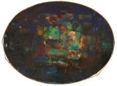 Enzo Brunori (1924-1993), Lo Squarcio, 1961