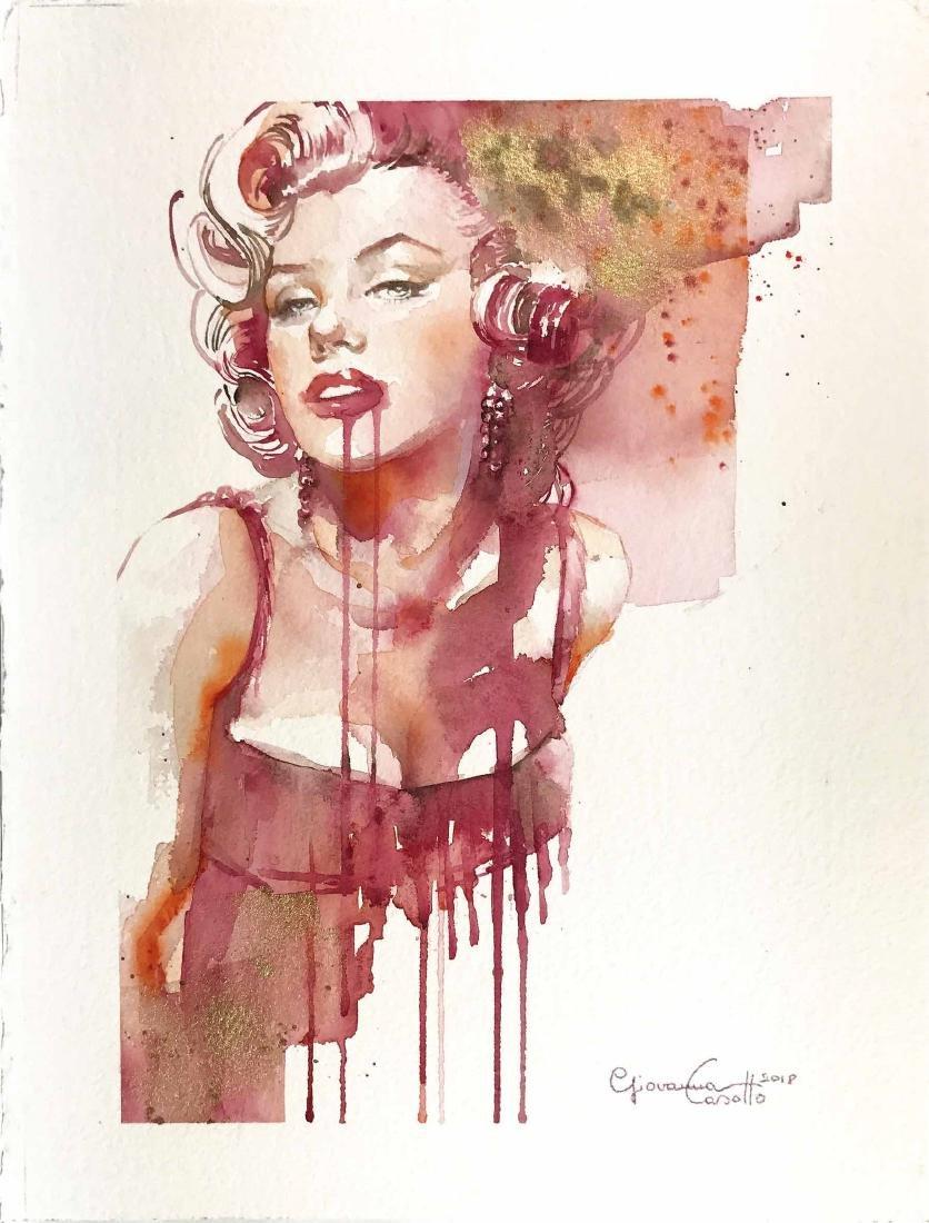 Giovanna Casotto (1962), Marilyn Monroe