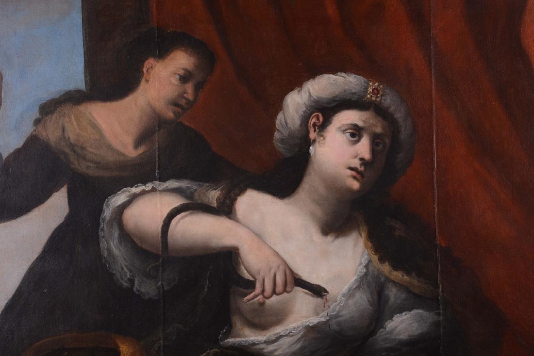 Scuola italiana del XVII secolo, Cleopatra - 2