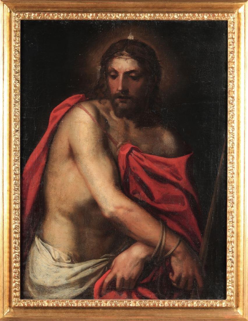 Scuola italiana del XVIII secolo, Ecce Homo