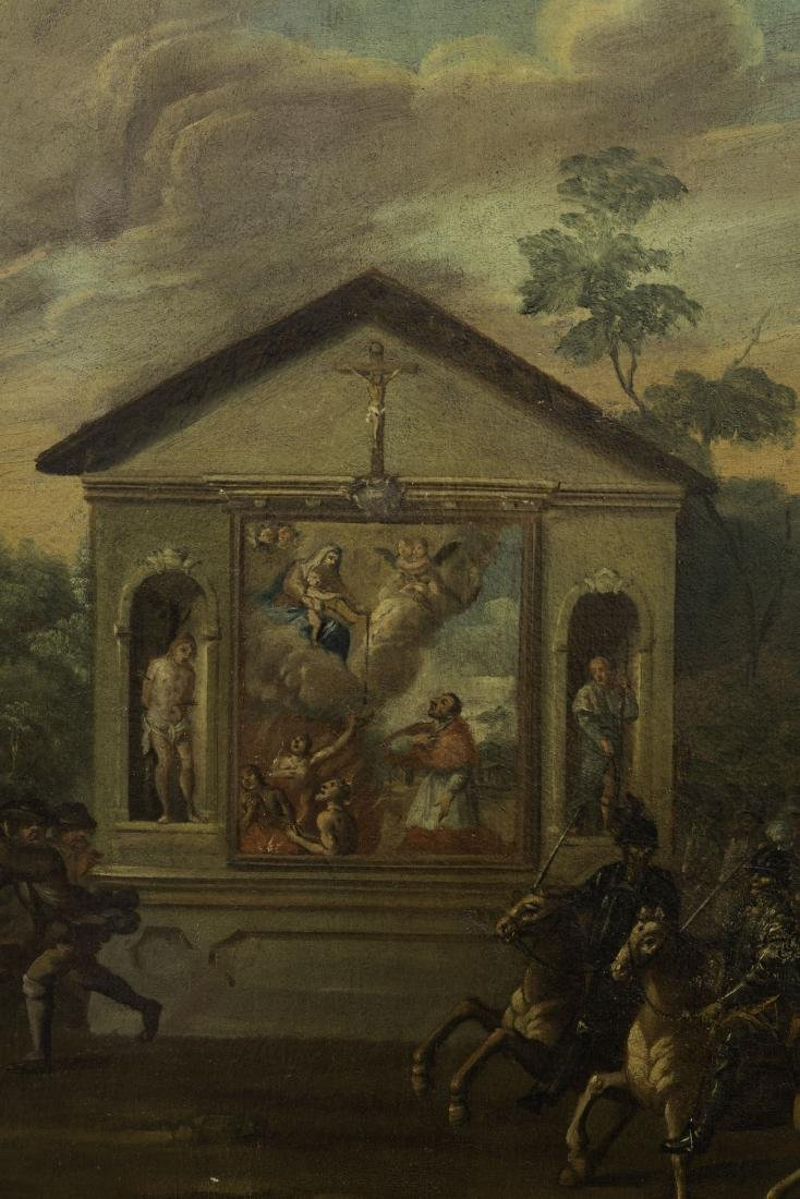 Scuola italiana del XVIII secolo, Ingresso - 2