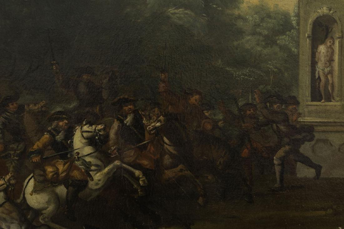 Scuola italiana del XVIII secolo, Ingresso - 3