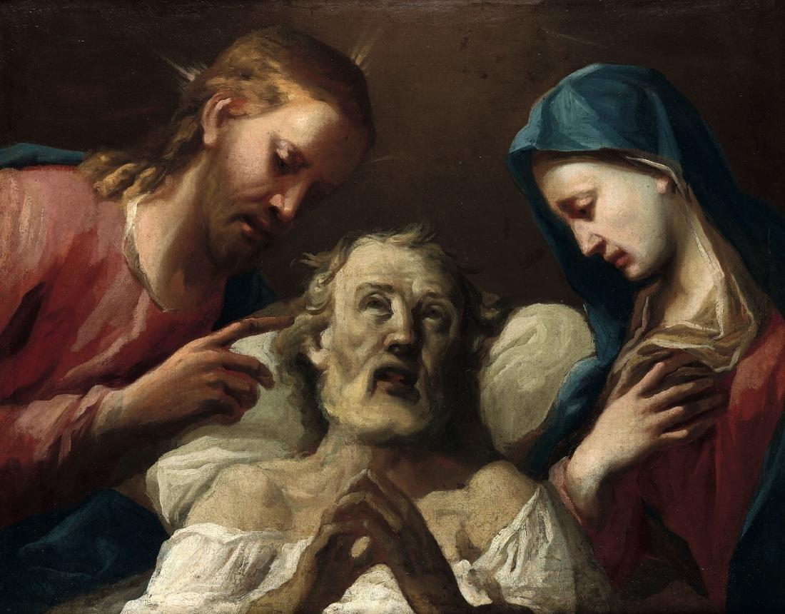 LOTTO RITIRATO Scuola italiana del XVIII secolo,