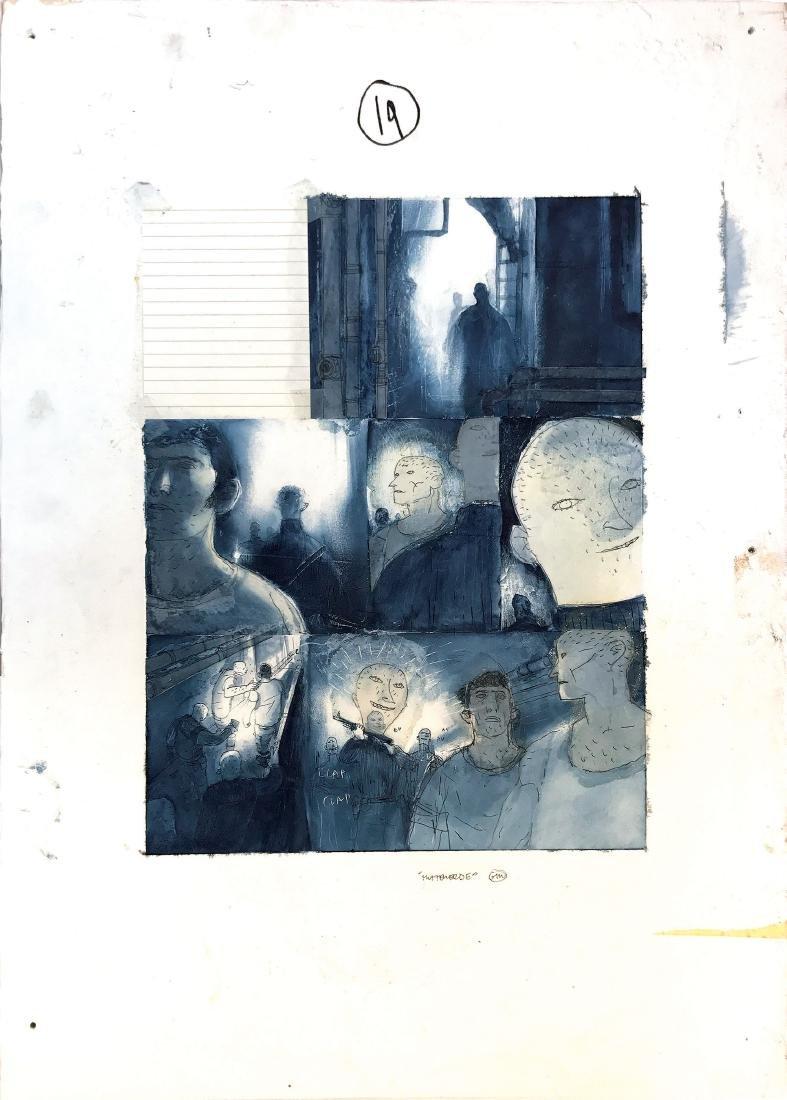 """Gian Alfonso Pacinotti """"Gipi"""" (1963), Muttererde"""