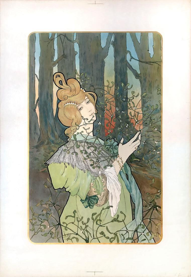 Jane Atchè (1872-1937), IL VISCHIO