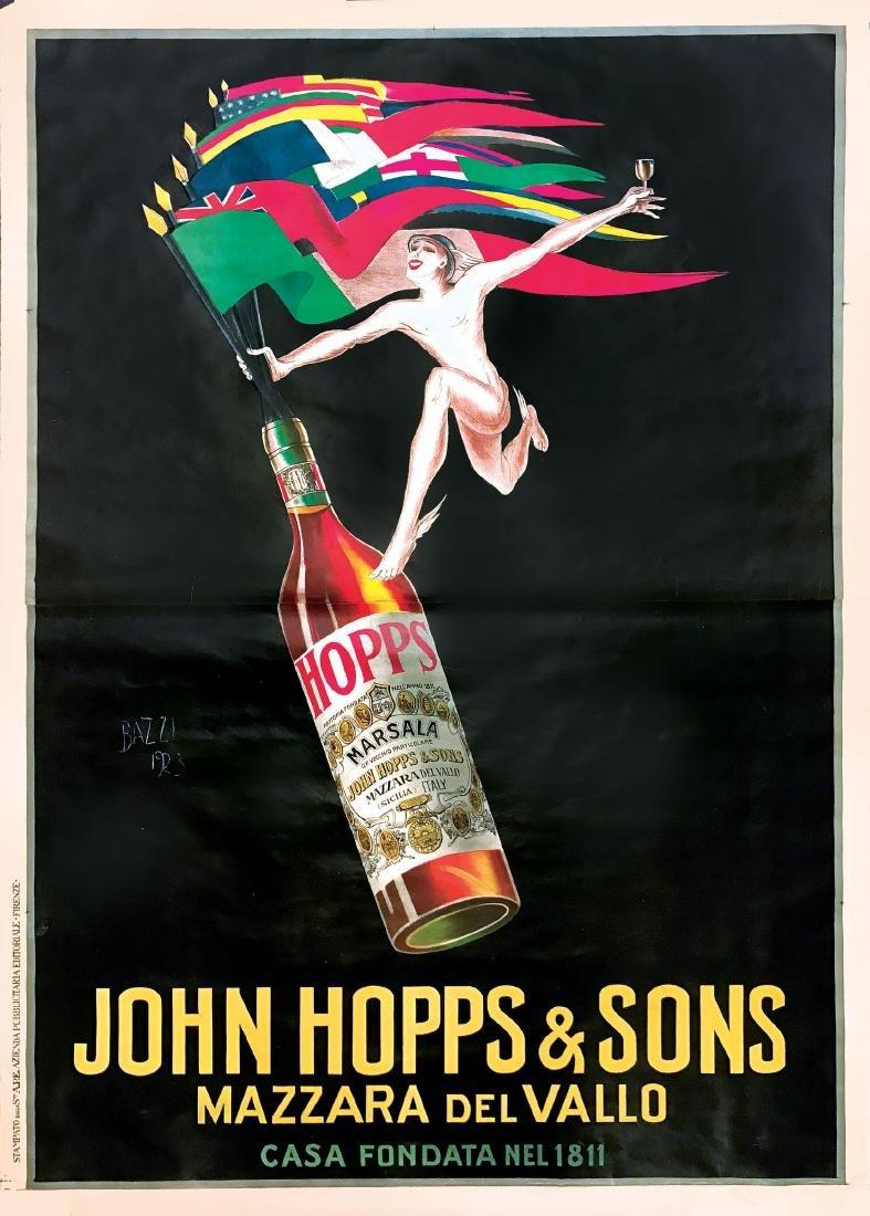 Mario Bazzi (1891-1954), JOHN HOPPS AND SONS