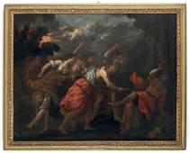 Giovanni Andrea De Ferrari Genova 1598  1669 Le