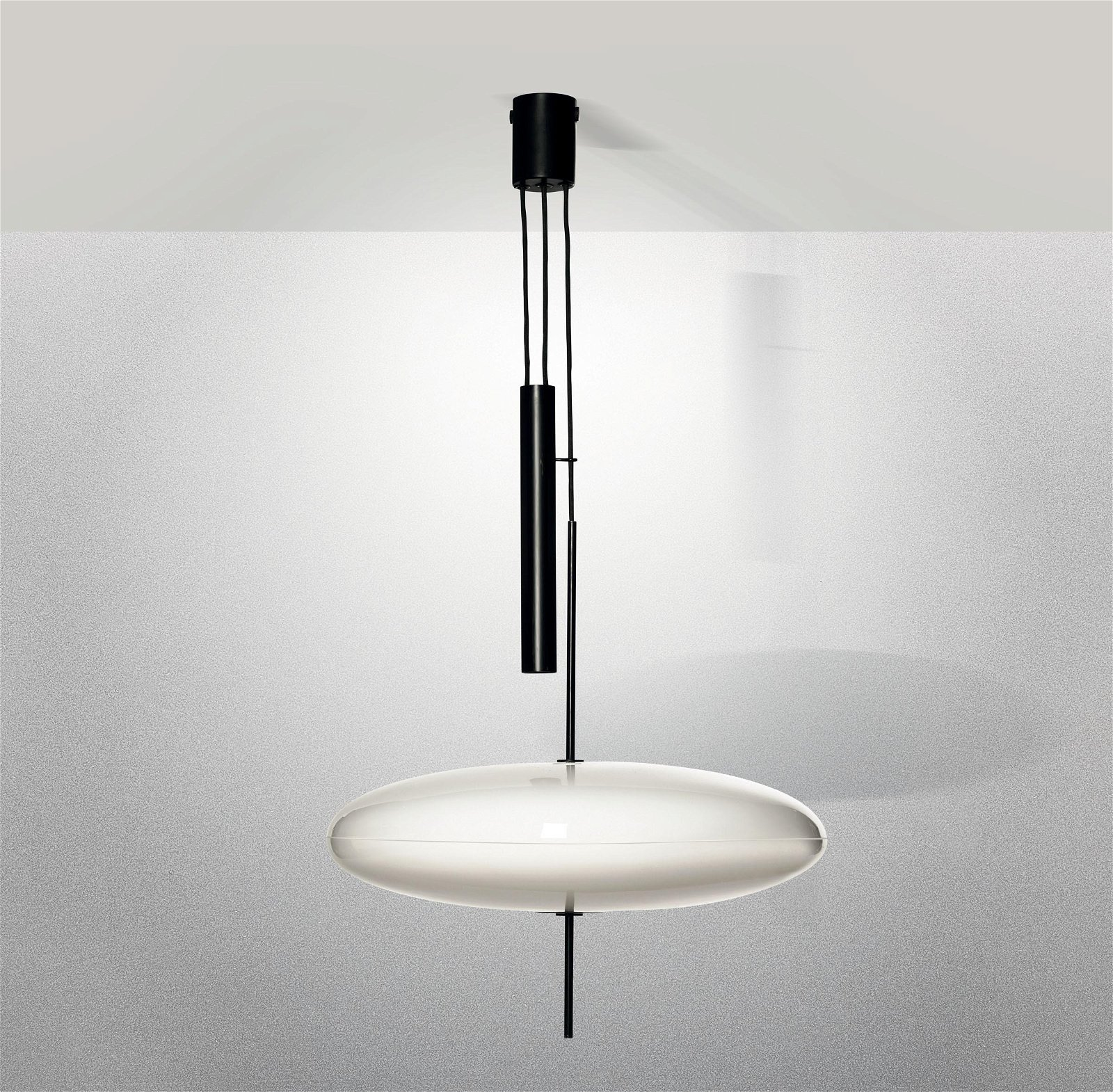 G. Sarfatti, mod. 2065 GF lamp, Italy, 1958