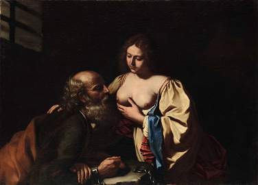 Giovanni Francesco Barbieri detto il Guercino (Cento
