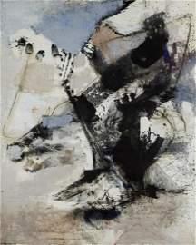 Giuseppe Santomaso (1907-1990), Verso Matera, 1960