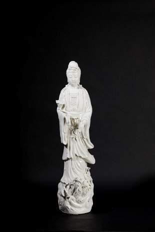 A Guanyin figure, China, early 1900s