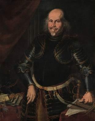 Ermano Stroiffi (Padova 1616 - Venezia 1693), Ritratto