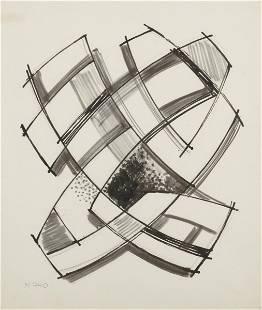 Manlio Rho (1901-1957), Composizione, 1957