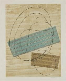 Max Ernst (1891-1976), Papier peint, 1967