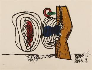 Le Corbusier (1887-1965), Composizione, 1963