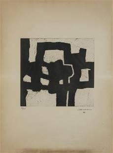 Eduardo Chillida (1924-2012), Homenaje à Picasso, 1972