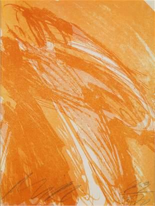Josef Mikl (1929-2008), Senza titolo, 1969/70