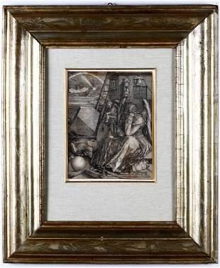 Albrecht Durer (Norimberga 1471-1528), Melancolia I