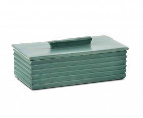 Keith Murray - Wegwood Green Cigarettes Box