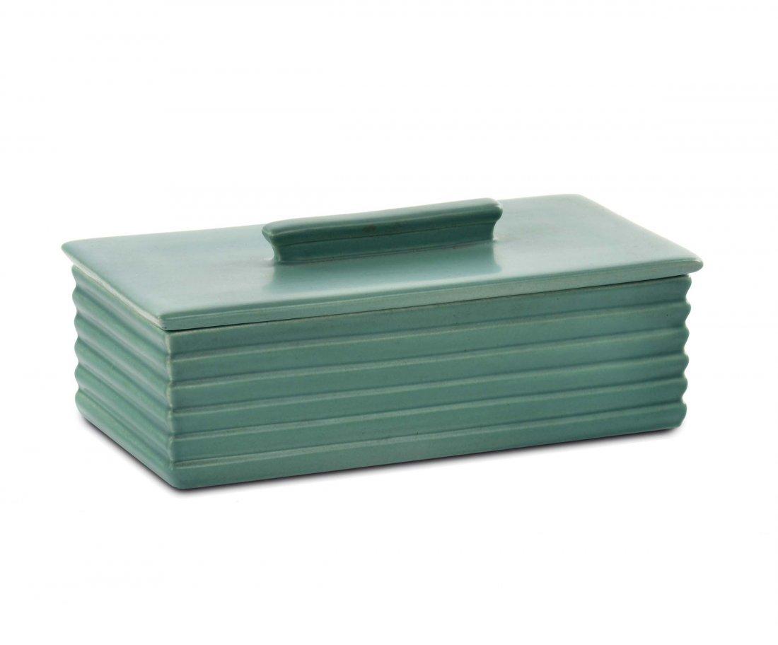 7: Keith Murray - Wegwood Green Cigarettes Box
