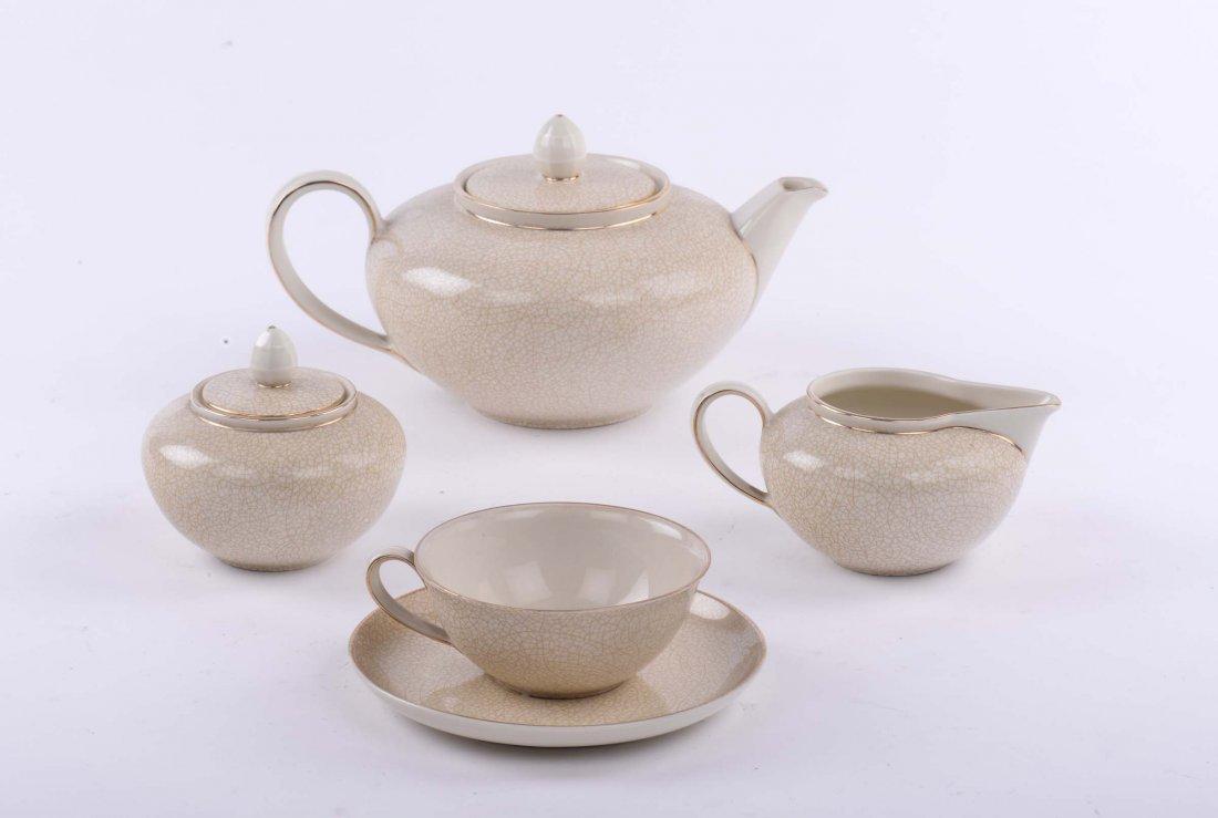 10: Guido Andlovitz - S.C.I.- Laveno Servizio da tè per
