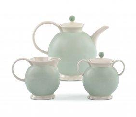 12: Guido Andlovitz - S.C.I.- Laveno Servizio da tè