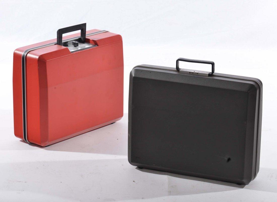 A. G. Fronzoni, Valextra Due valigie Forma Zero 65