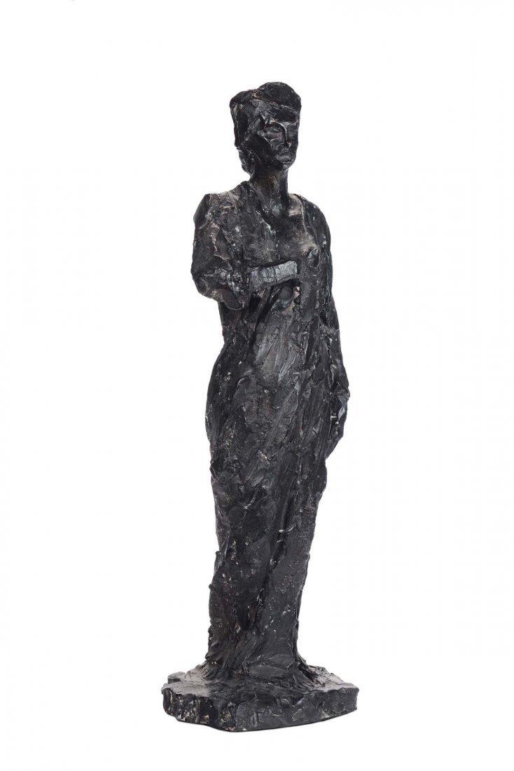 Autore non identificato Figura femminile