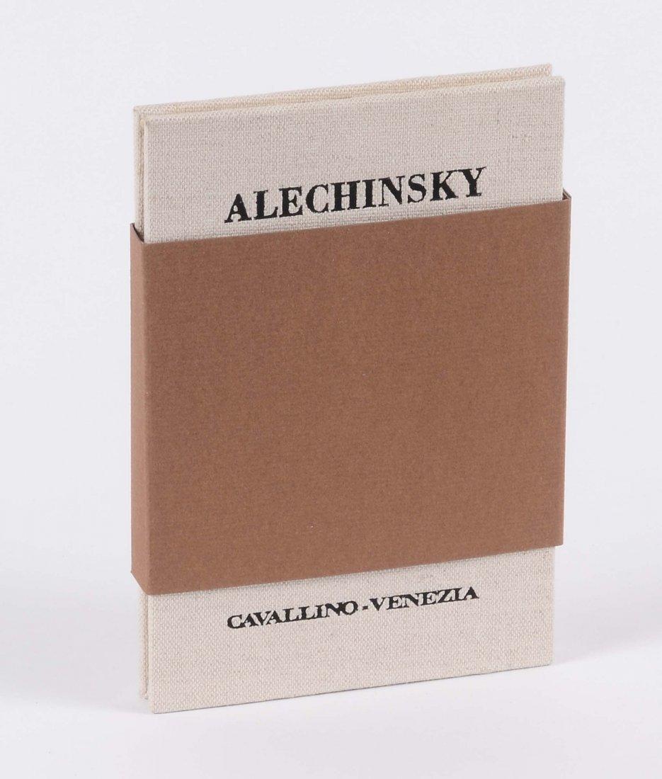 Pierre Alechinsky( 1927-) Minute, 1967