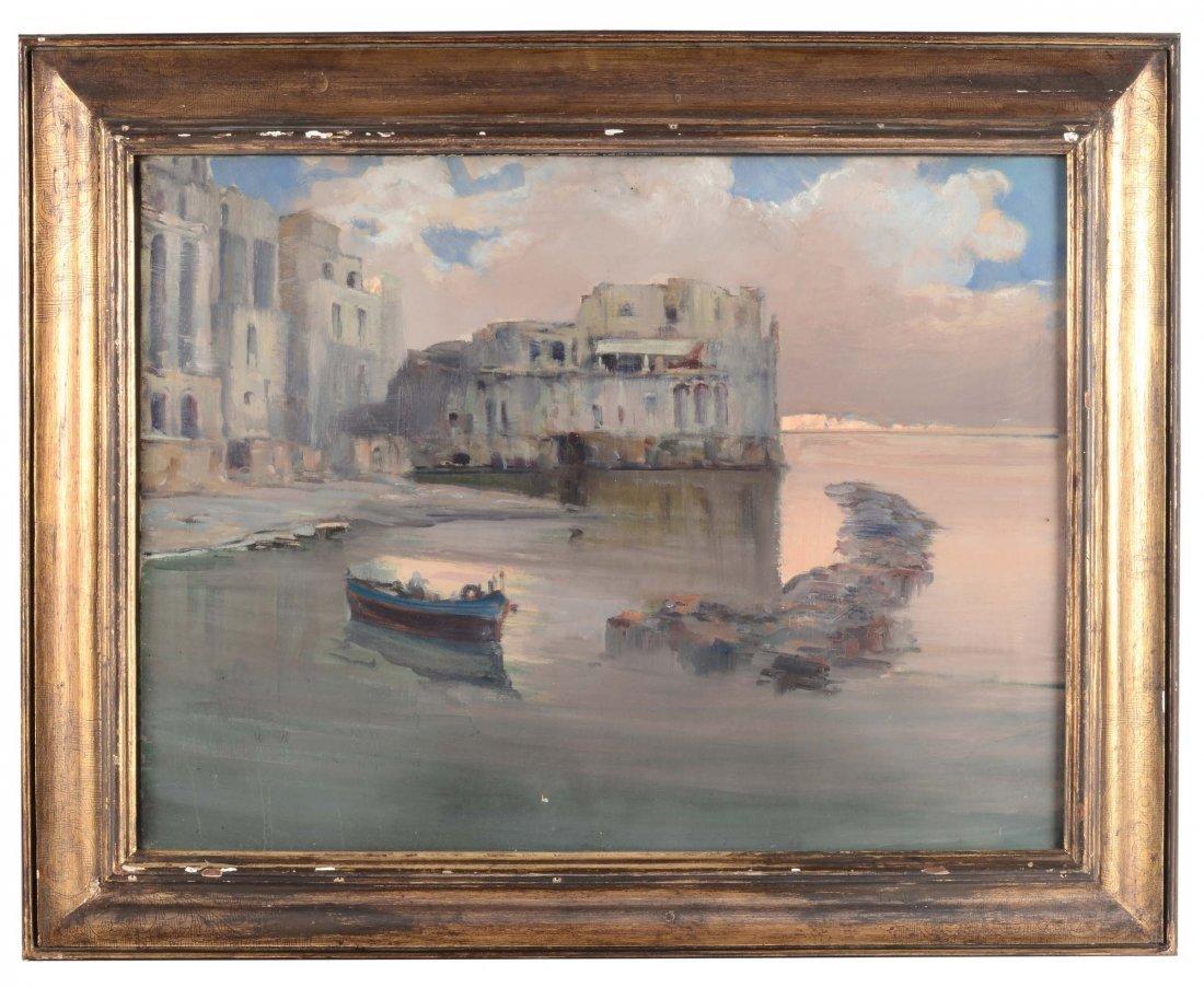 Tito Corbella (1885-1966) Venezia