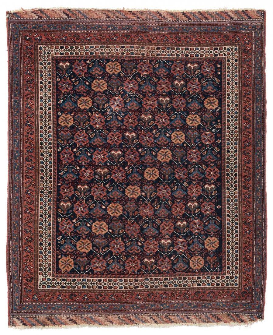 Tappeto sud Persia Afshar, fine XIX secolo