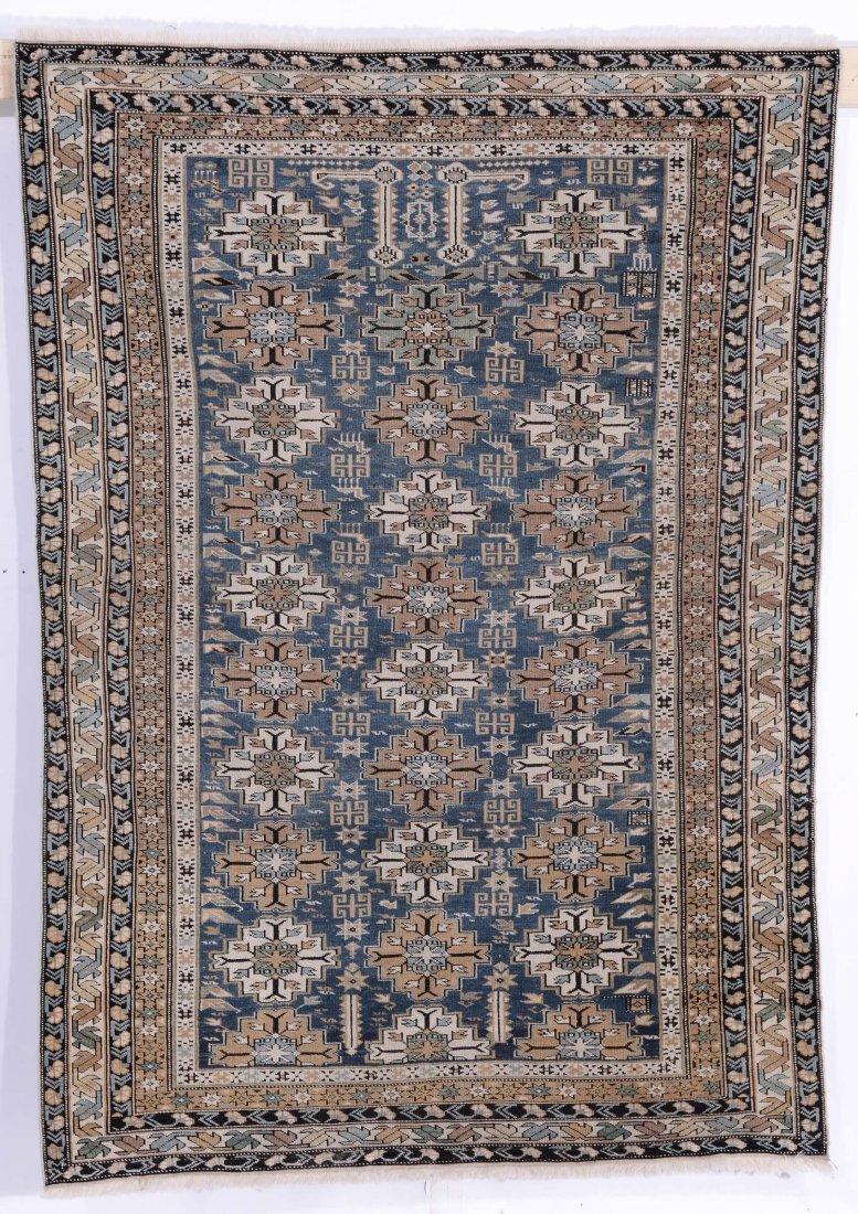 Sacca turkmena, inizio XX secolo